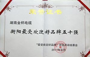 2011年度衡阳市最受欢迎好品牌五十强2.jpg
