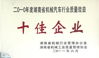 2011年度湖南省机械汽车行业质量效益十佳企业(2010年)2.jpg